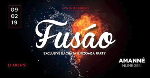 FUSÁO – Exclusive Bachata & Kizomba Party
