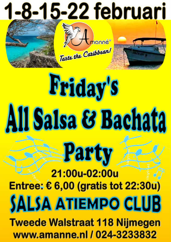 All Salsa & Bachata Party