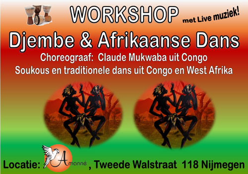 Workshop Djembé